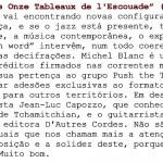 """""""Les onze tableaux de l'escouade"""" - Chronique portugaise"""